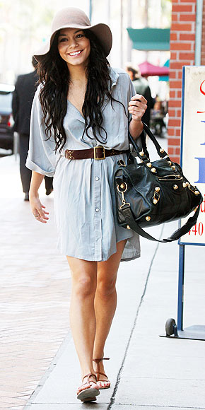 vanessa hudgens style for less. Vanessa Hudgens look for less