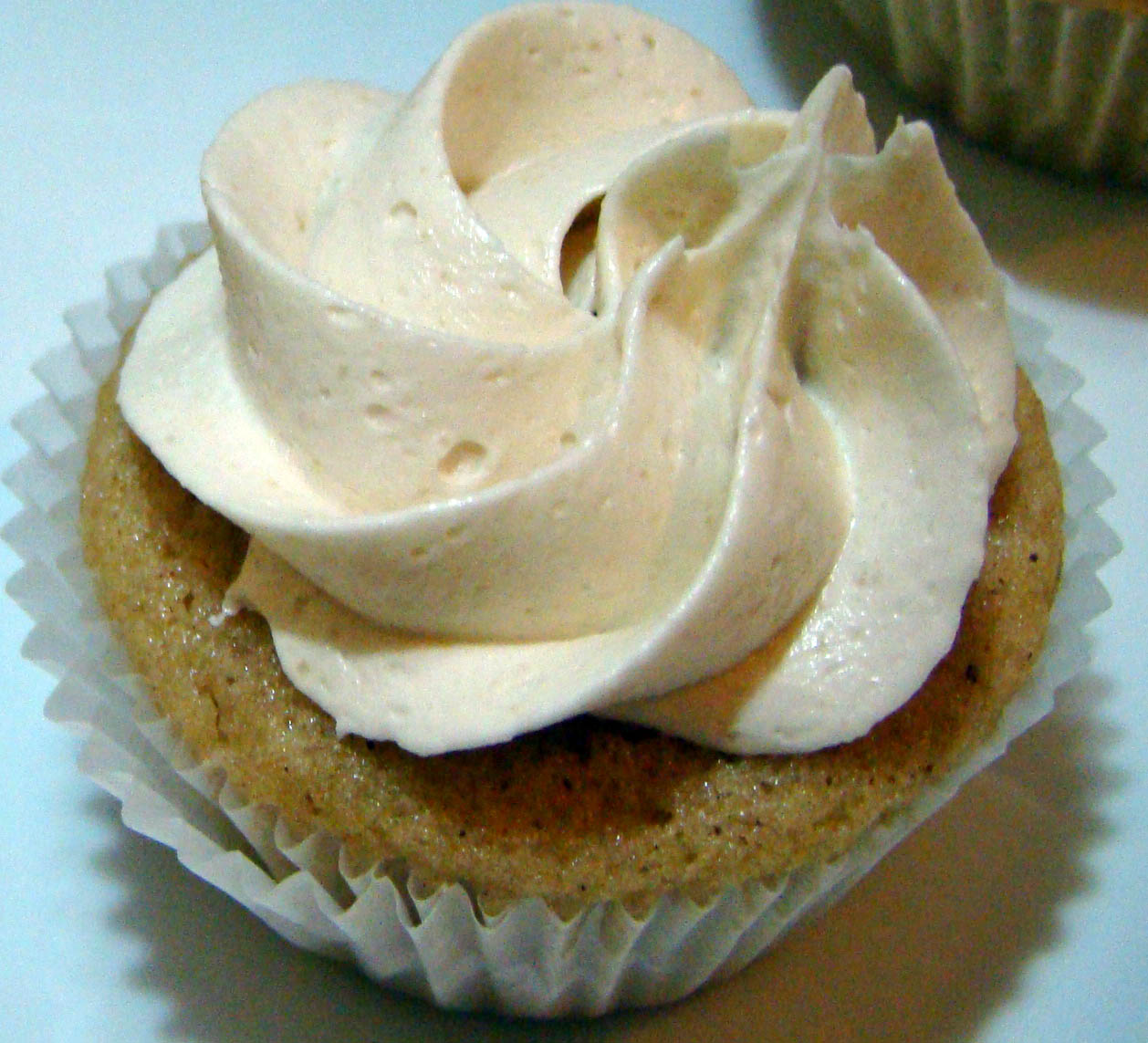 Maple Buttercream Frosting For Cupcakes
