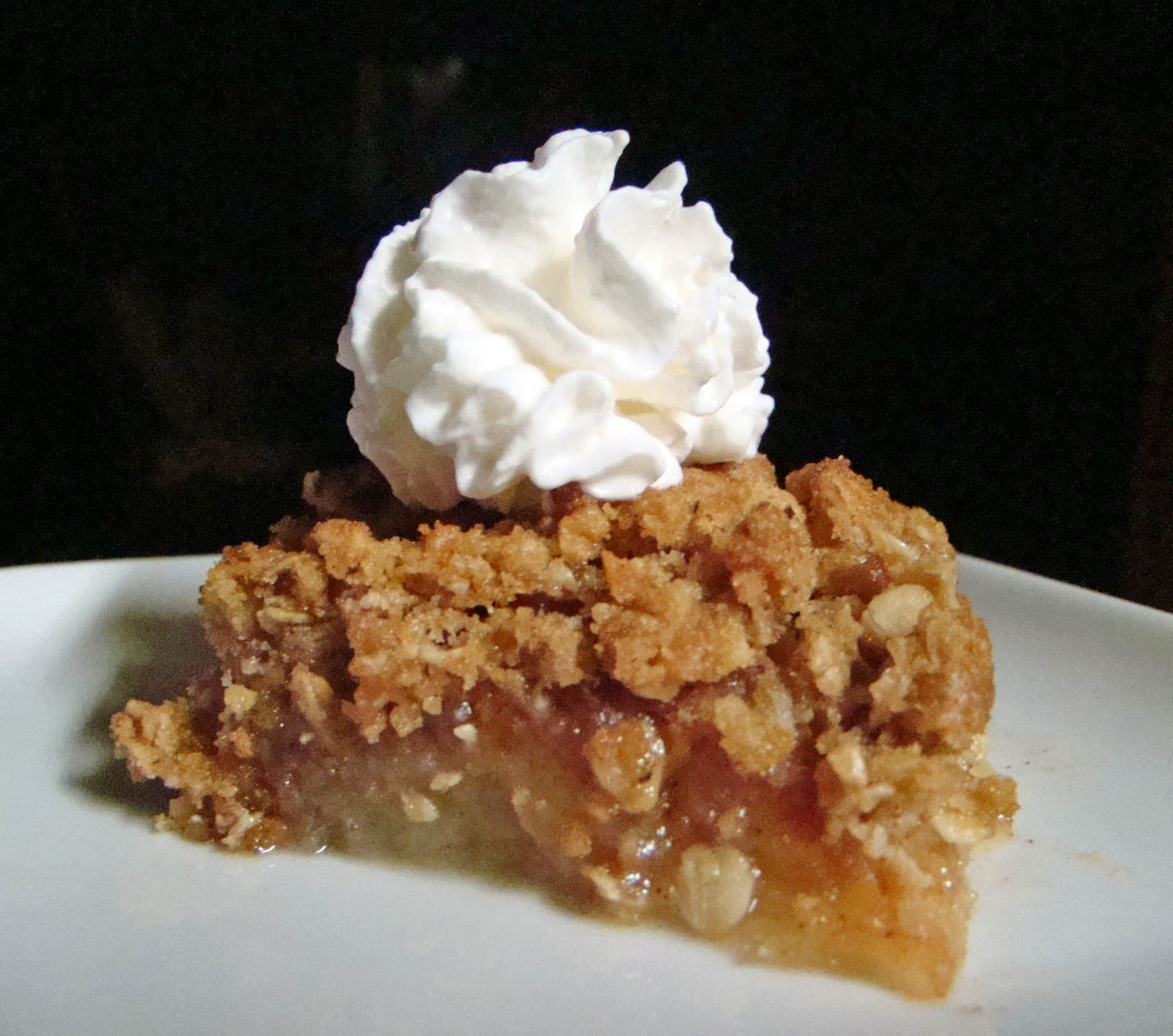 Foley's Follies: Best Apple Crisp...