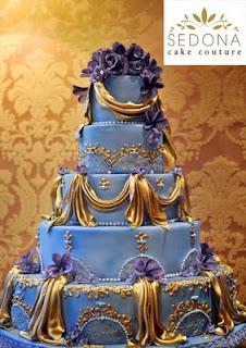 Elaborate Chocolate Birthday Cakes