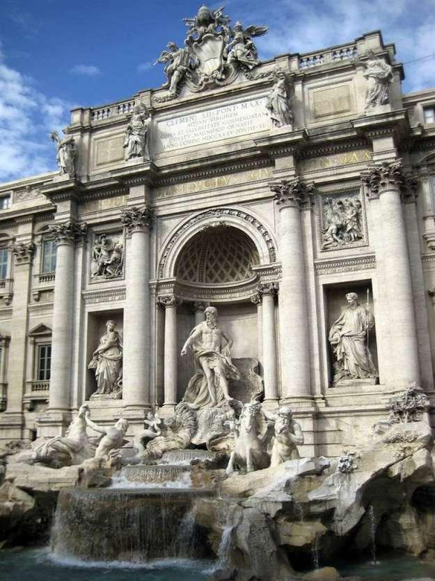 Sejarah berdirinya kota roma