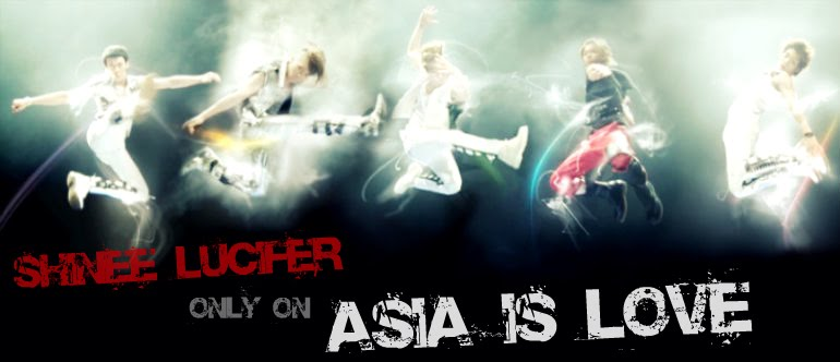 Asia is Love♥