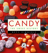 Candy: The Sweet History By Beth Kimmerle