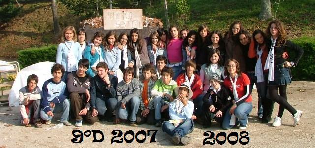 9ºD 2007/ 2008