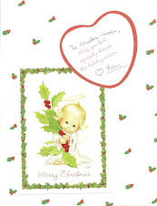 A Child's Christmas Card