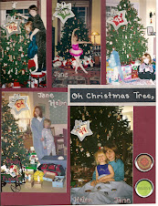 Oh Christmas Tree (left page)