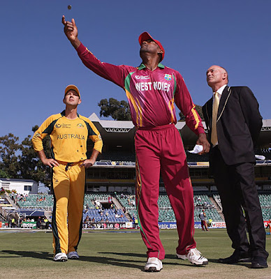 Australia v West Indies 2009-10, Australia v West Indies 2009-10 ODI Team Squad, Australia v West Indies 2009-10 T20 Series Team Squad
