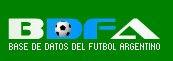 Base de Datos del Fútbol Argentino