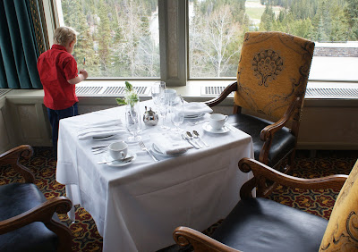 Afternoon+tea+1 (New School) Afternoon Tea at the Banff Springs