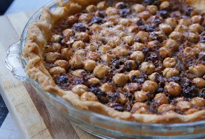 Maple+Hazelnut+Pie+4 Maple Hazelnut Pie