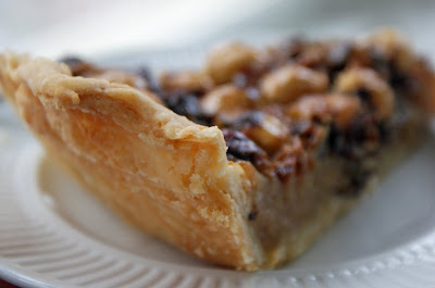 Maple+Hazelnut+Pie+5 Maple Hazelnut Pie