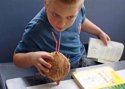 Ben+%26+coconut Coconut Banana Muffins
