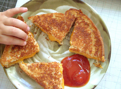 Grilled+Cheese+Sandwich Day 276: Grilled Cheese