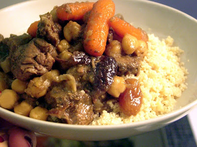 Lamb+Slow+Cooker+Stew+2 Day 323: Middle Eastern Slow Cooked Stew with Lamb, Chick Peas, and Figs