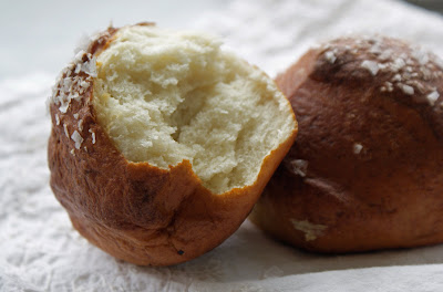 Pretzel+rolls Pretzel Rolls and Soft Pretzels