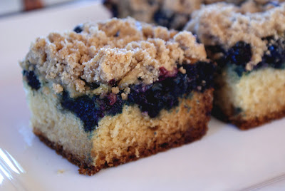 Blueberry+Crumb+Cake+ +2+pieces Blueberry Crumb Cake