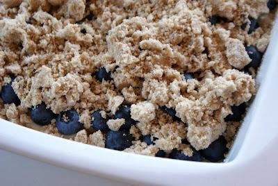 Blueberry+Crumb+Cake+ +unbaked Blueberry Crumb Cake