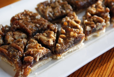 Butter+Tart+Squares Butter Tart Squares and Cheese