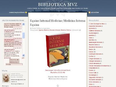 Libros de Veterinaria Gratis