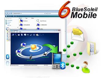 BlueSoleil - программа, которая позволяет соединить Ваш настольный ПК...