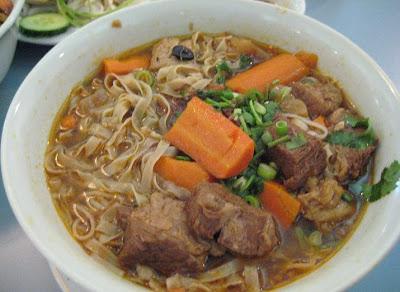 Phnom Penh Noodle Soup Recipe — Dishmaps