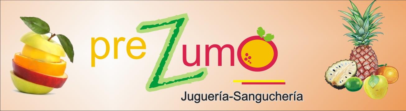 preZumo - Juguería