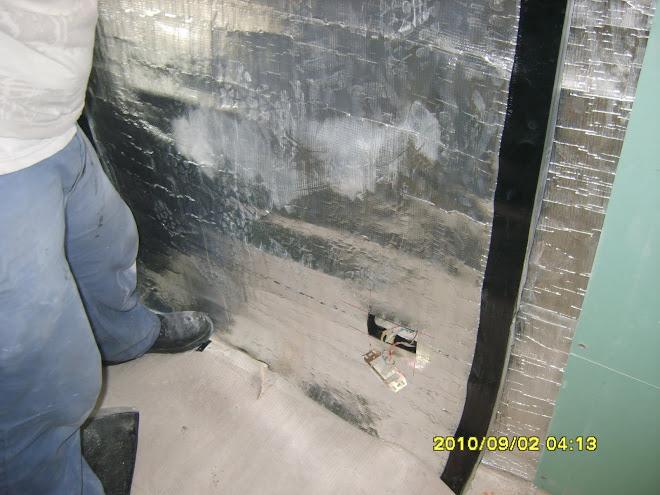 colocacion de durlock en zona oeste