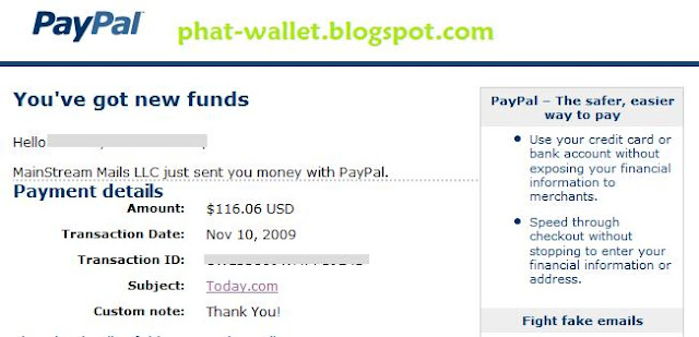 $116.06 Nov Payout for Hot Celebs