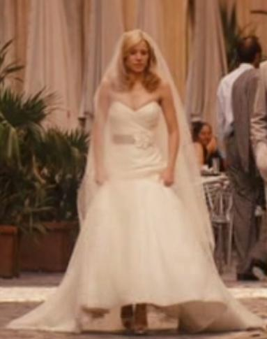 fashion friday 16 kristen bell 39 s wedding dress in when in rome