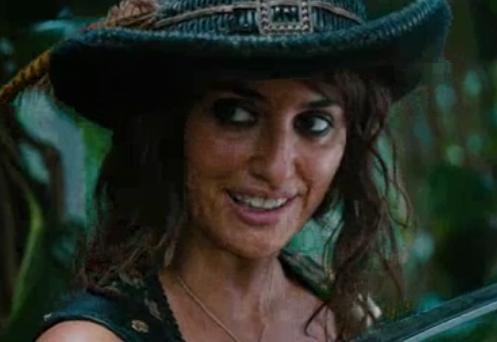 penelope cruz january 2011. Penelope Cruz as Angelica in