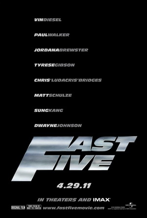 fast five movie 2011. Fast Five is the fifth