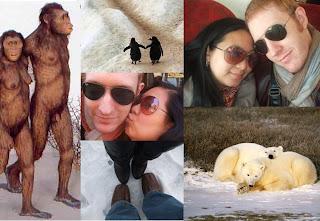 Weekendlazy: ape adventures