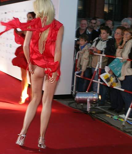 Alexandra Klim Red Carpet Upskirt Ass Shots are Sex ...