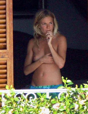 Sienna miller nude pirelli