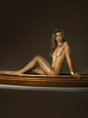 in playboy nude Female olympic athletes