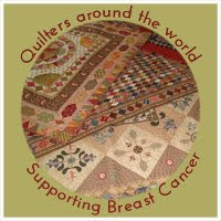 Quilters Around The World Supporting Breast Cancer