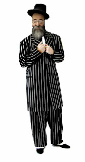 Rabbi zoot suit
