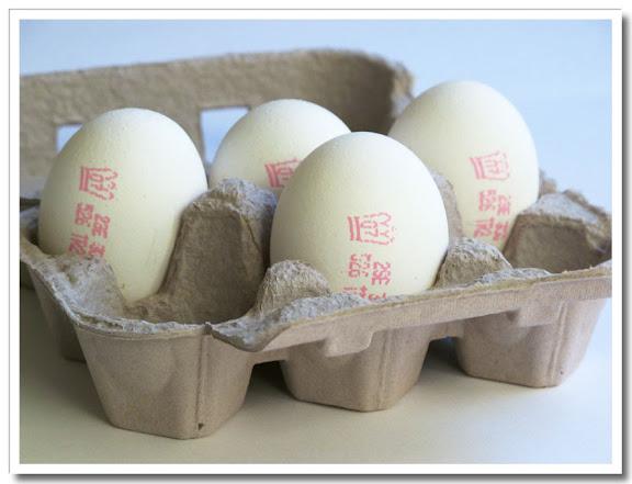 Ägg i kartong