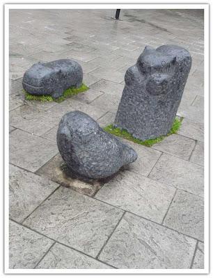 Djur i sten, eller nåt
