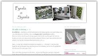 Pyssla o Syssla-bloggen