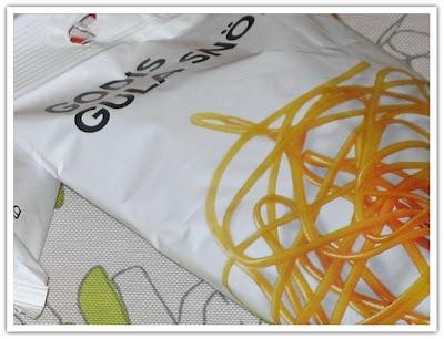 IKEA gula remmar, bäst i test :-)