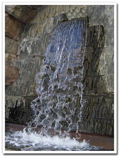 'Fruset' vattenfall