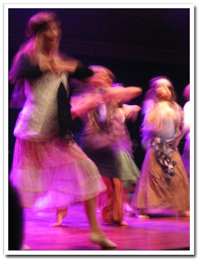 Dansrörelse