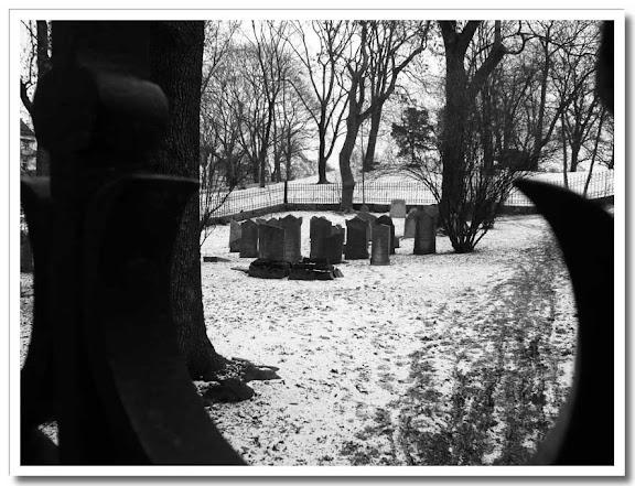 Kuslig kyrkogård