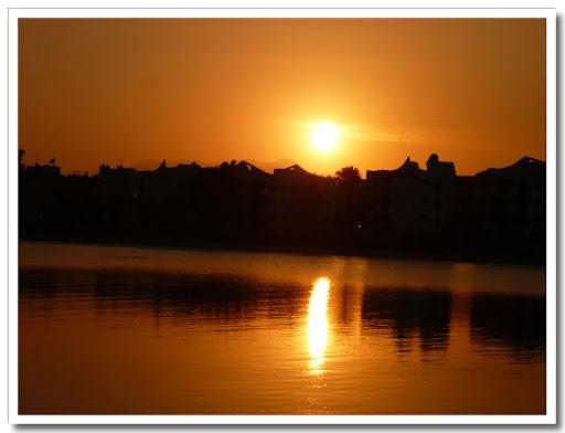 Solnedgång på Mallis/Alcudia