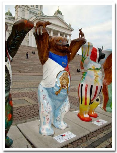 Tjeckiens Buddy Bear
