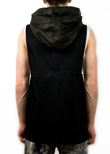 leather hood blowjob aforementioned elegance