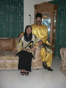 Mom and Abah