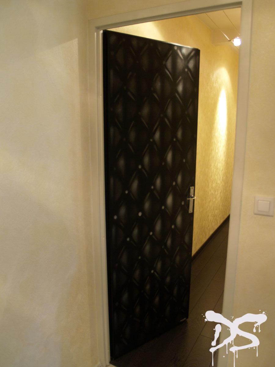 capitonnage x decospray deco spray d coration ev nementiel graffiti. Black Bedroom Furniture Sets. Home Design Ideas
