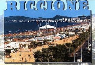 cartolina Riccione